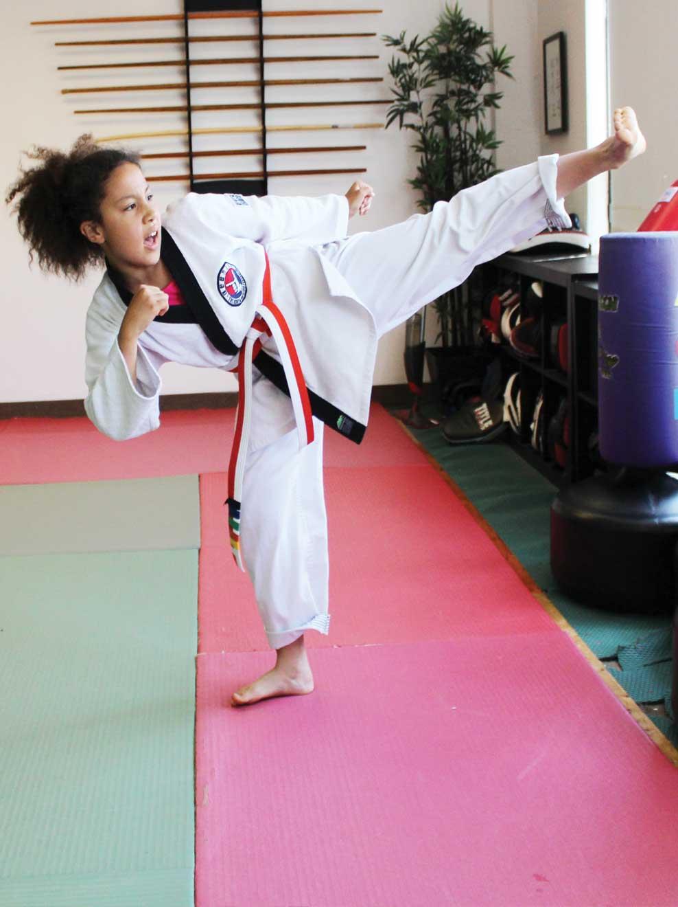 kids martial arts toronto