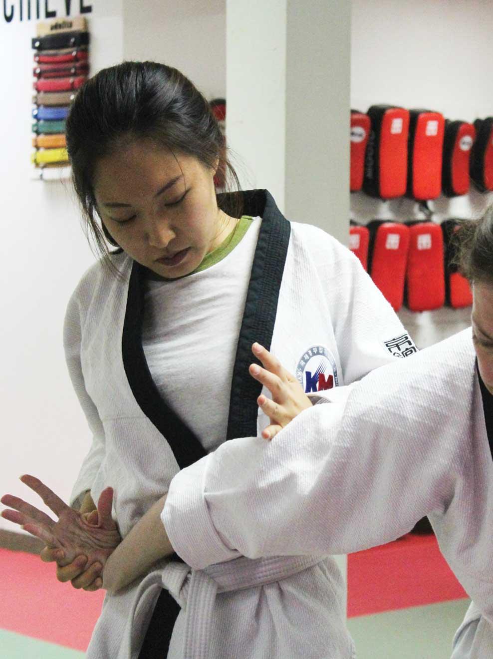 self defense classes Toronto