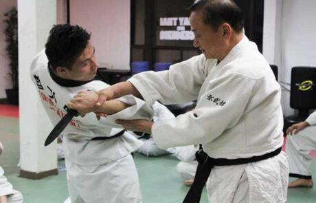 Grandmaster Kim, Nam Jai